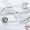 Charm fleur marguerite - Argent S925