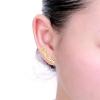Boucles d'oreilles prénom personnalisé
