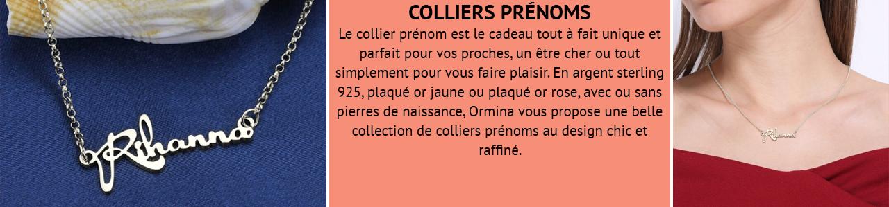 Collier Prénom