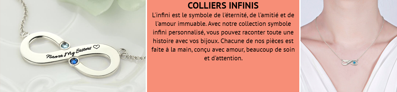 Collier Infini
