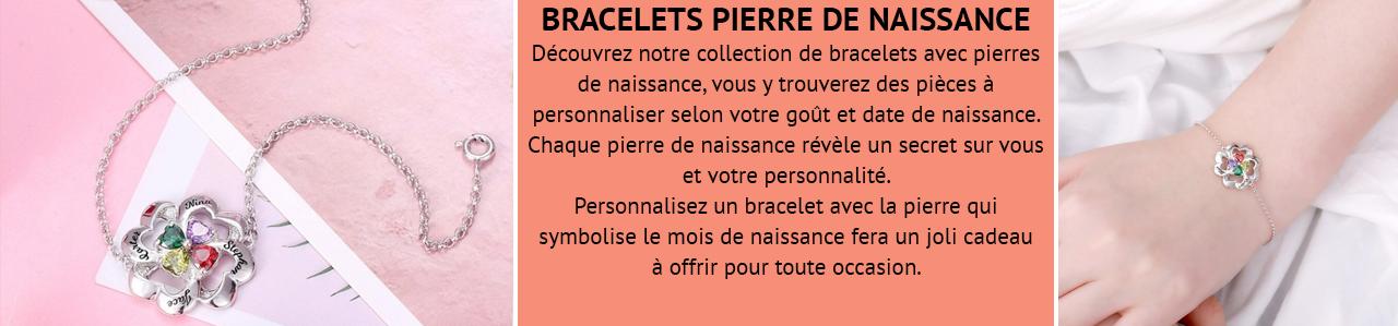 Bracelet Pierre de naissance